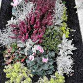 Bunte Herbstbepflanzung